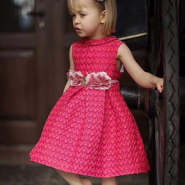 abitibimbi vestito vestitobimba cerimonia comunione kidsfashion modella belebimbe