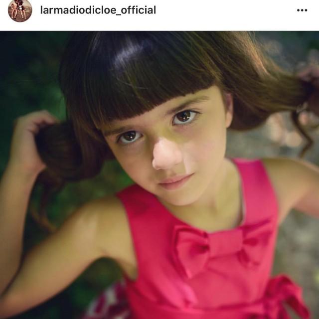 bimba modella abiti abiticerimonia cerimonia fashion fashionkids kidsmodel kids modahellip